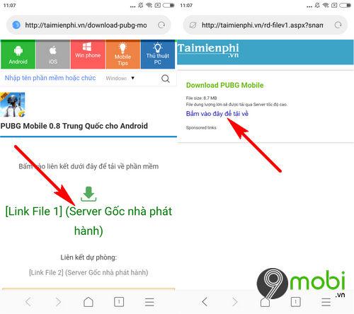 Cách tải và cài đặt PUBG Mobile Trung Quốc trên điện thoại