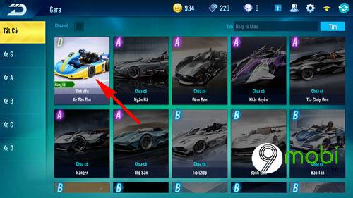 huong dan do nguoi va xe trong zingspeed mobile 3