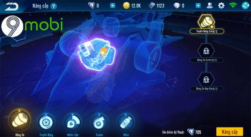 huong dan do nguoi va xe trong zingspeed mobile 5
