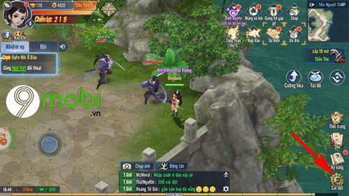 code game tinh kiem 3d 3