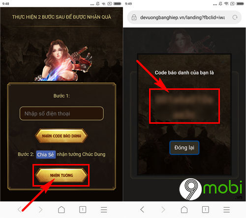 code de vuong ba nghiep mobile 5
