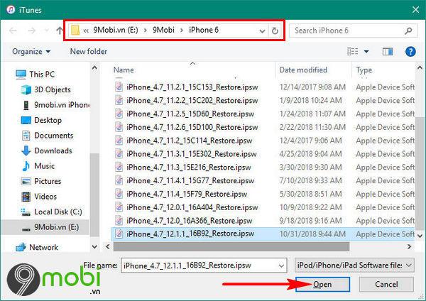 huong dan cap nhat ios 12 1 1 cho iphone ipad bang itunes va ota 4