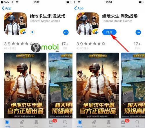 cach tai pubg mobile cho iphone ipad 4