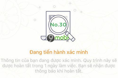 huong dan tao the visa va mastercard dien tu tren dien thoai 7