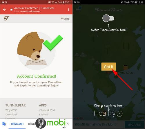 cach fake ip hongkong tren dien thoai android iphone 4