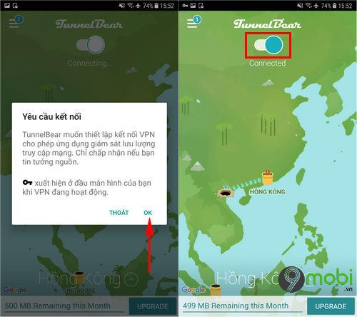 cach fake ip hongkong tren dien thoai android iphone 6