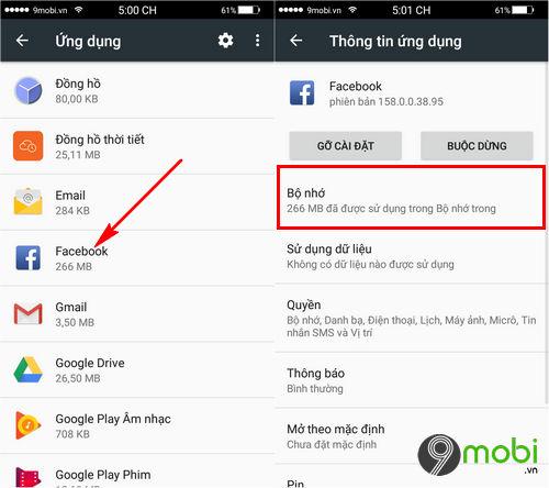 dien thoai mobiistar khong vao duoc facebook messenger 3