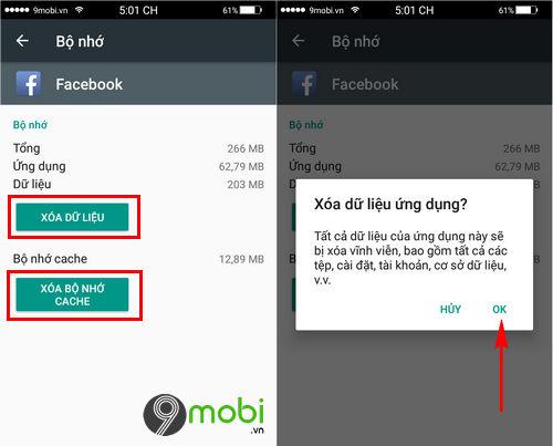 dien thoai mobiistar khong vao duoc facebook messenger 4