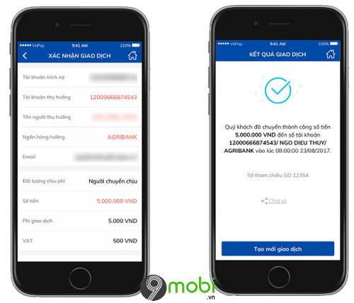 Cách sử dụng BIDV Smart Banking trên điện thoại