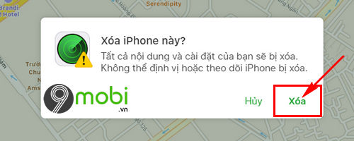 cach xoa du lieu tu xa khi mat dien thoai android iphone 7