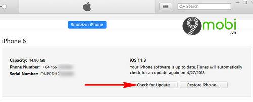 cach cap nhat ios 11 3 1 cho iphone ipad 7