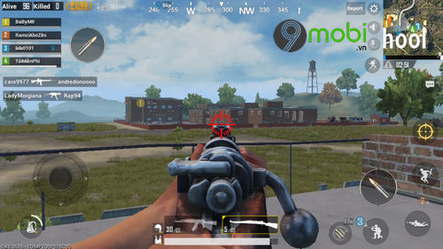 cach su dung ung dung doi tam ngam game pubg mobile 11