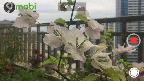 cach quay video slow motion tren iphone ipad 4