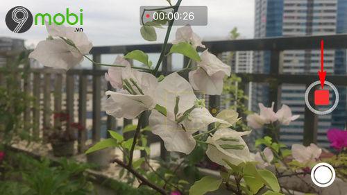 cach quay video slow motion tren iphone ipad 5