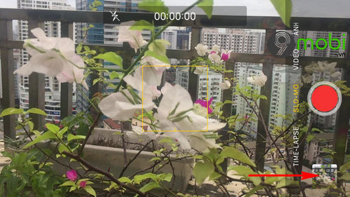 cach quay video slow motion tren iphone ipad 6