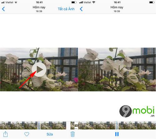 cach quay video slow motion tren iphone ipad 7