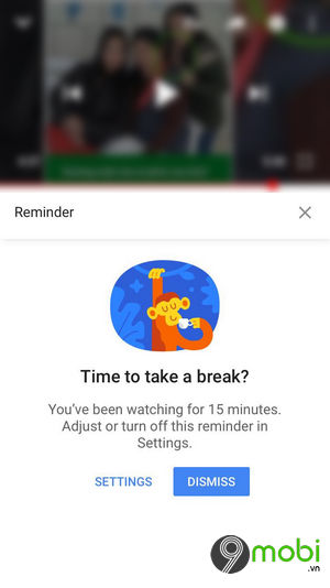 cach bat tinh nang nhac tam dung xem video youtube tren dien thoai 6