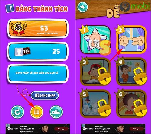 cach choi dai thu thach tren dien thoai android iphone 6