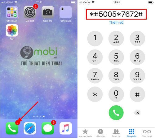 cach khac phuc loi cho kich hoat imessage tren iphone 6