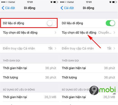 cach sua loi khong bat duoc 4g tren iphone 3