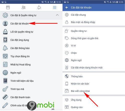 cach mo theo doi tren facebook 3