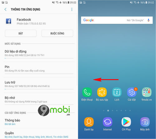 cach xoa ung dung mac dinh tren android 5
