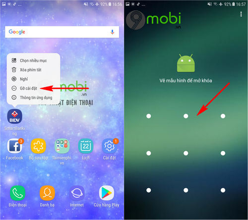 cach chong xoa go ung dung tren android 7