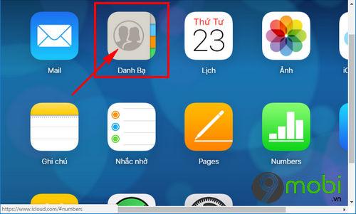 huong dan cach an danh ba tren iphone ipad 3