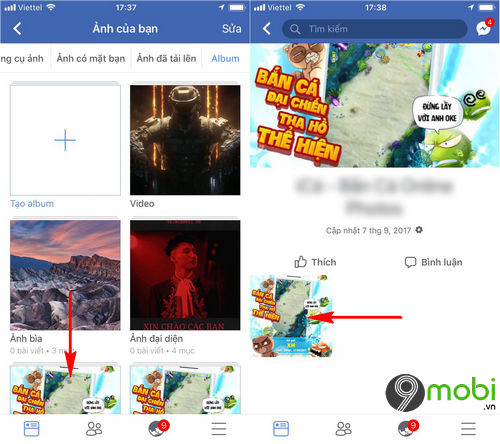 huong dan cach xoa anh tren facebook da dang 5