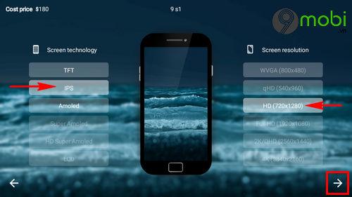 cach choi game smartphone tycoon tren dien thoai 11