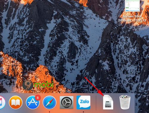 cach ket noi dien thoai android voi macbook 6