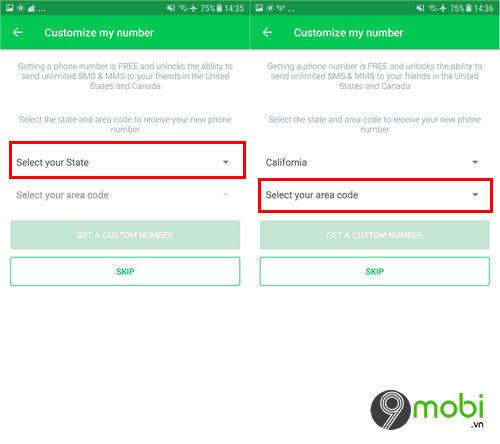 Cách sử dụng Nextplus tạo số điện thoại ảo trên Android, iPhone