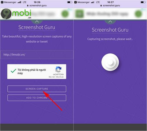 huong dan chup toan bo man hinh trang web tren android iphone 5