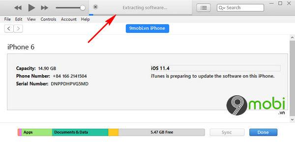 Cách hạ cấp từ iOS 11 4 về iOS 11 3 1