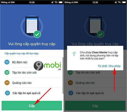 Điện thoại Vivo báo đầy bộ nhớ, hết dung lượng