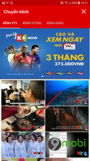 cach xem truc tiep world cup tren dien thoai android iphone 3