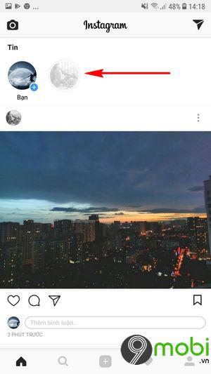 lam the nao de an bai dang cua nguoi khac tren instagram 4