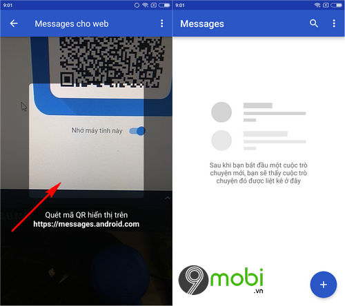 cach gui tin nhan sms tu may tinh sang so dien thoai bang android messages 6