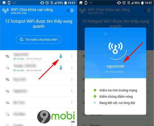 cach be khoa pass wifi tren dien thoai android khong can phan mem 3
