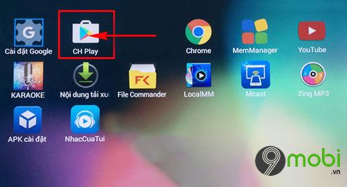 cach tai ung dung tu ch play tren smart tivi internet 3