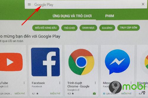 cach tai ung dung tu ch play tren smart tivi internet 5