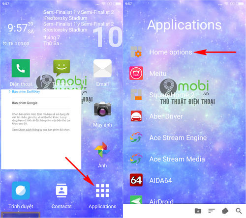 cach mang giao dien windows 10 len dien thoai android 6