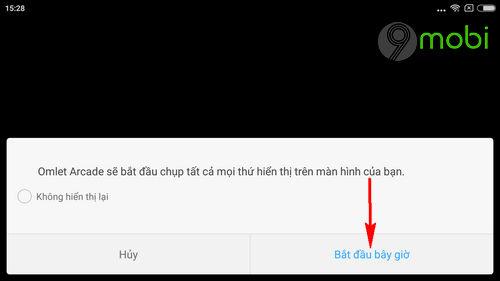 huong dan quay video lien quan mobile tren dien thoai iphone android 13