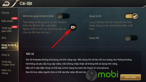 huong dan quay video lien quan mobile tren dien thoai iphone android 5