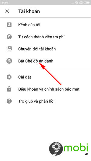 cach xem video youtube an danh tren dien thoai android 3
