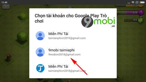 cach cai va choi clash of clans tren dien thoai 4