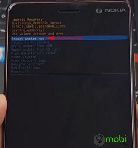 cach ha android 9 p xuong ban 8 1 13