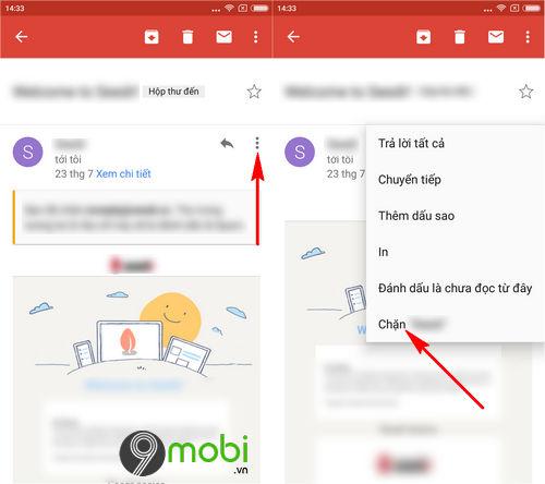 cach chan email spam tren ung dung gmail cho dien thoai 3