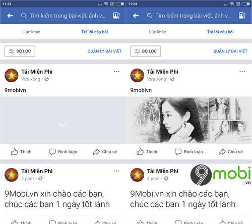 cach dang hinh anh video len facebook bang dien thoai 6