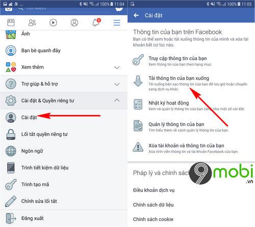 cach khoi phuc tin nhan messenger facebook da xoa tren dien thoai 3
